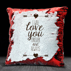 - Love Sevgililere Özel Sihirli Yastık
