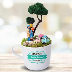 - Mutlu Aşıklar Minyatür Bahçe