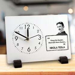 - Nikola Tesla Esprili Masa Saati