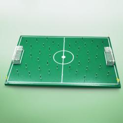 - Nostaljik Çivili Futbol Sahası