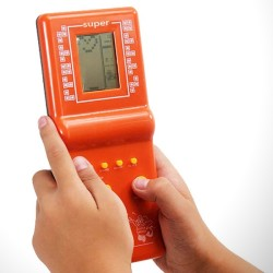 - Nostaljik Tetris Oyuncağı