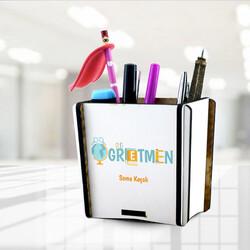 - Öğretmenlere Özel Hediyelik Kalemlik