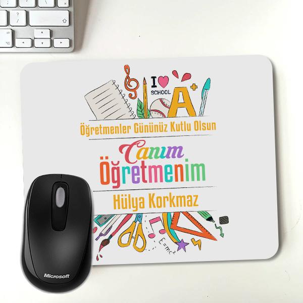 Öğretmenlere Özel Mousepad