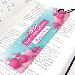 - Okuduğun Her Kitabında Beni Hatırla Kitap Ayracı