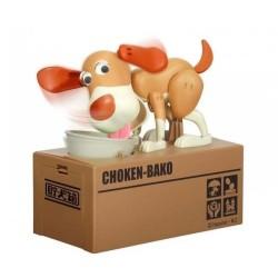 - Piggy Bank Para Yiyen Köpek Kumbara