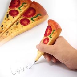 - Pizza Şeklinde Magnet Kalem