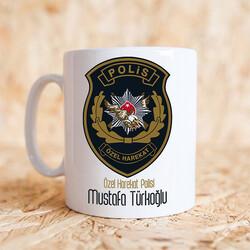 - Polis Özel Harekat Kupa Bardak