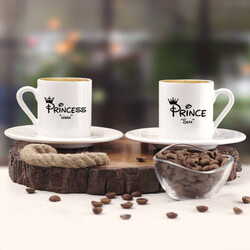 - Prince & Princess İkili Kahve Fincanı
