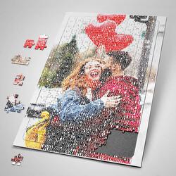 - Resimli 100 Dilde Seni Seviyorum Puzzle