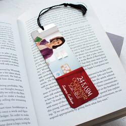- Resimli Öğretmenler Gününe Özel Kitap Ayracı