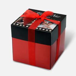 - Romantik Film Şeridi Patlayan Kutu Sürprizi