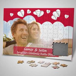 - Romantik Sevgililer Günü Sürpriz Puzzle