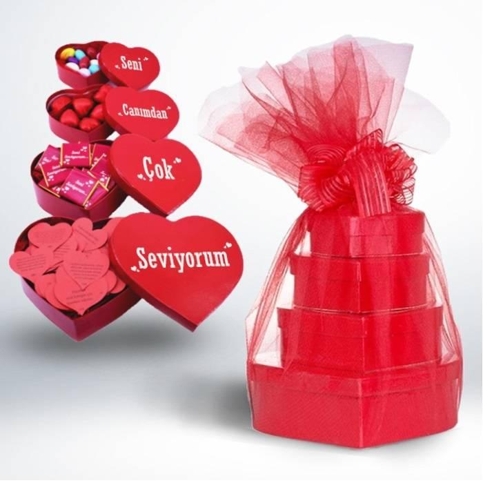 Seni Canımdan Çok Seviyorum Aşk Kulesi