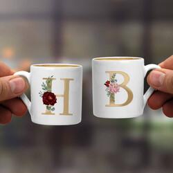 - Sevgili İçin Hediye İkili Kahve Fincanı