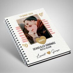 - Sevgililer Günü Hediyesi Aşk Defteri