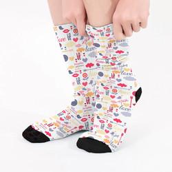 - Sevgililer Günümüz Kutlu Olsun İsimli Çorap