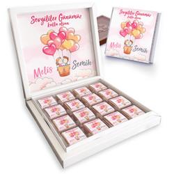 - Sevgililer Gününe Özel Çikolata Kutusu