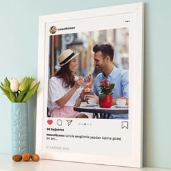 - Sevgililer Gününe Özel Sosyal Medya Poster