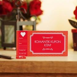 Sevgililere Özel Romantik Kupon Kitap - Thumbnail