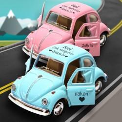 - Sevgililere Özel Vosvos Oyuncak Araba