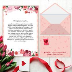 - Sevgiliye Aşk Mektubu