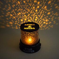 - Sevgiliye Hediye Star Master Gece Lambası