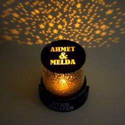 Sevgiliye Hediye Star Master Gece Lambası - Thumbnail