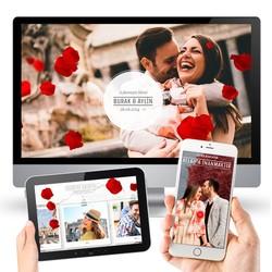 - Sevgiliye Özel Web Sitesi