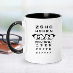 - Siyah Kupa Bardak Göz Doktorları Özel