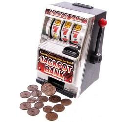 - Slot Makinesi Şeklinde Kumbara