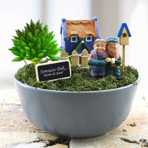 Sonsuza Dek Seninle Minyatür Bahçe