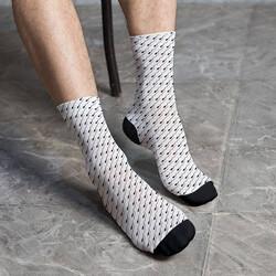 - Sperm Tasarımlı Esprili Erkek Çorabı