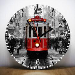 - Taksim Tünel Tramvayı Duvar Saati