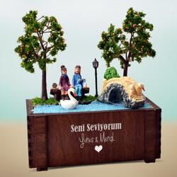 - Tatlı Hayallerimiz Minyatür Aşk Bahçesi