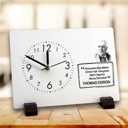 - Thomas Edison Esprili Masa Saati