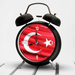 - Türk Bayrağı Çalar Saat