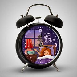 - Uyanma Vakti İsme Özel Çalar Saat
