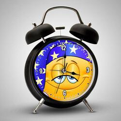 - Uykucu Emoji Alarm Saat
