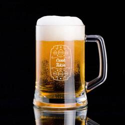 - Yılbaşına Özel İsimli Bira Bardağı